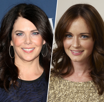 Gilmore Girls: veja a evolução das makes de Alexis Bledel e Lauren Graham, atrizes que interpretam Rory e Lorelai!