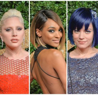 British Fashion Awards 2015: veja as makes de famosas como Jourdan Dunn, Lily Allen, Lady Gaga e outras no evento