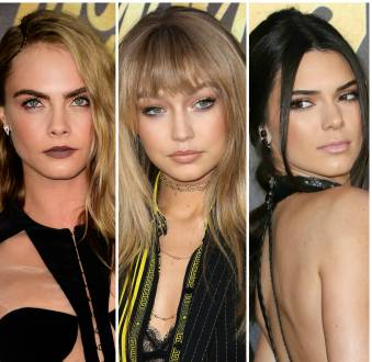 MTV Movie Awards 2016: vejas as makes glamourosas de famosas como Kendall Jenner e Gigi Hadid no evento