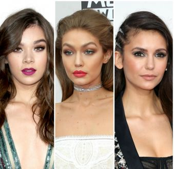 AMA 2016: confira as maquiagens e unhas de famosas como Gigi Hadid e Nina Dobrev no red carpet do evento