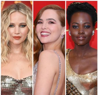 Maquiagens do Oscar 2018: 10 melhores makes de famosas como Jennifer Lawrence e Lupita Nyong'o para o red carpet