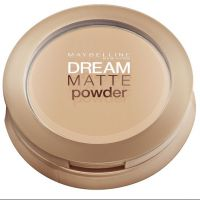 pó dream matte powder honey medium