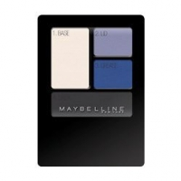 Quarteto de Sombras Maybelline Expert Wear Electric Blue
