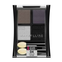 Quarteto de Sombras Expert Wear Charcoal Smokes