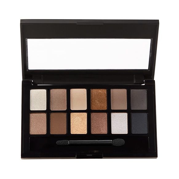 Paleta de sombras The Nudes
